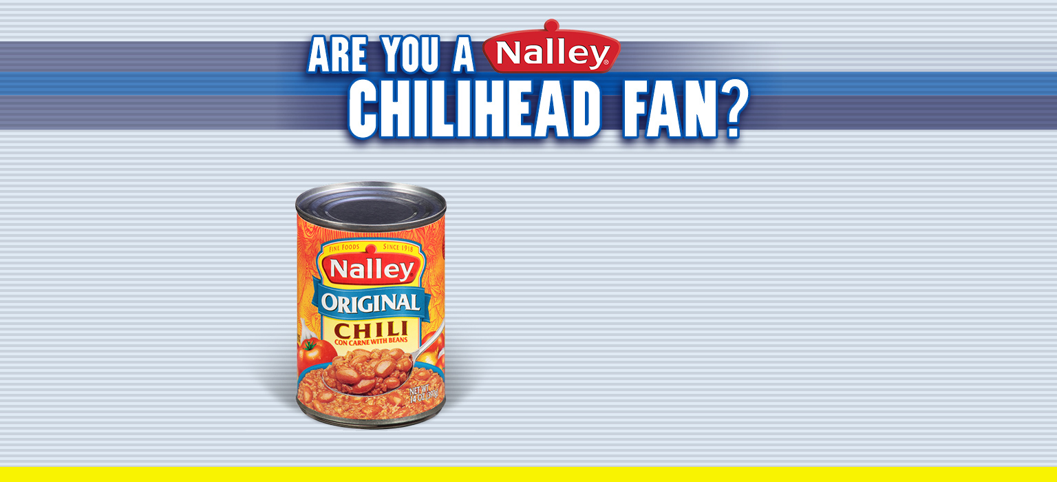 Are you a chilihead fan?