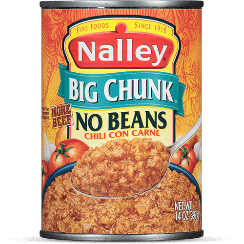 Nalley Fine Foods Famous Chili More