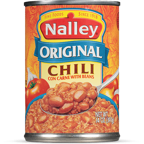 Original Chili with Beans
